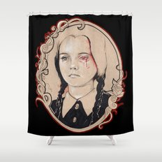 wednesday Shower Curtain