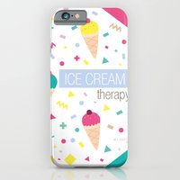 Ice Cream Therapy iPhone 6 Slim Case