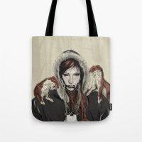 SKAÐI - Dweller Of The … Tote Bag