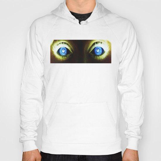 Look into my eyes Hoody