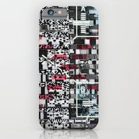 Part Wash (P/D3 Glitch C… iPhone 6 Slim Case