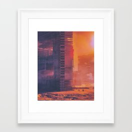 Framed Art Print - SUBSET.80 (everyday 02.06.16) - beeple