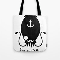 Squidfellow Logo Tote Bag