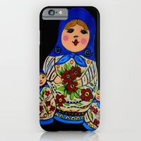 iPhone & iPod Case featuring Russian dolls by maggs326