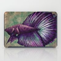 Betta Fish iPad Case