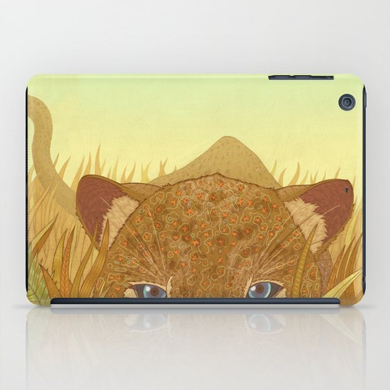 Leopard iPad Case