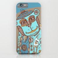 Blue Monkey iPhone 6 Slim Case