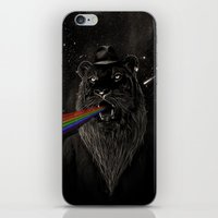 Call Of The Wild Night I… iPhone & iPod Skin