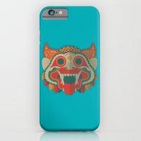 Paper Mask iPhone 6 Slim Case