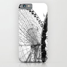 At the Fair: Round and Round Slim Case iPhone 6s