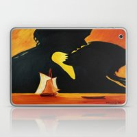 Romantic Sunset Laptop & iPad Skin