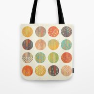 Tote Bag featuring CELESTIAL BODIES by Daisy Beatrice