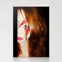 Blood + Lipstick Stationery Cards