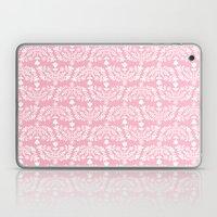 Folk Pattern Pink Laptop & iPad Skin