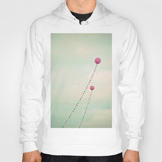 Whimsical Balloons Hoody