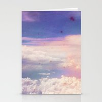 Miles Away From You Stationery Cards