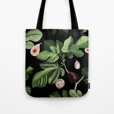 Figs Black Tote Bag
