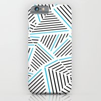 Ab Linear with Electric iPhone 6 Slim Case