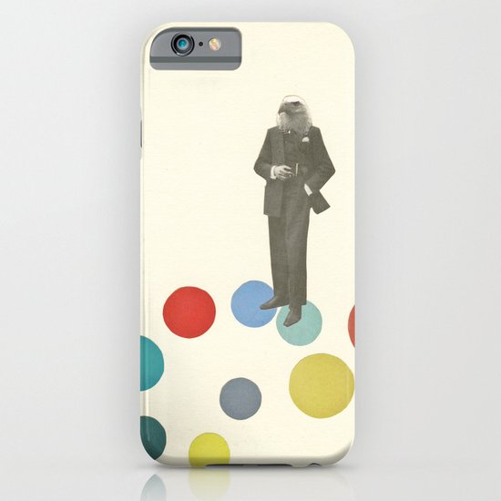 Bird Man iPhone & iPod Case