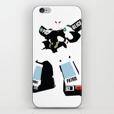 Transformers G1 - Autobot Prowl iPhone & iPod Skin