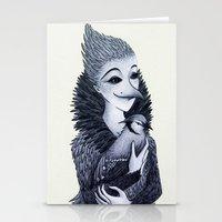 Blue Jayne Stationery Cards