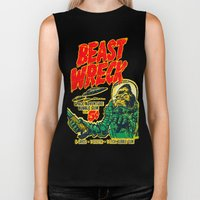 BEASTWRECK ATTACKS! Biker Tank