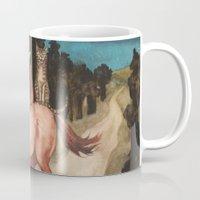 The Singing Cat Mug