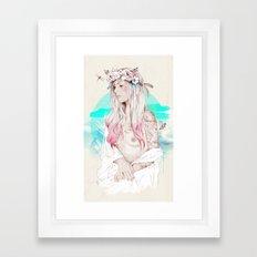 Gioconda Framed Art Print