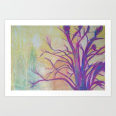 Abstract Landscape II Art Print