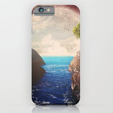 Where the moon meets the sea iPhone 6 Slim Case