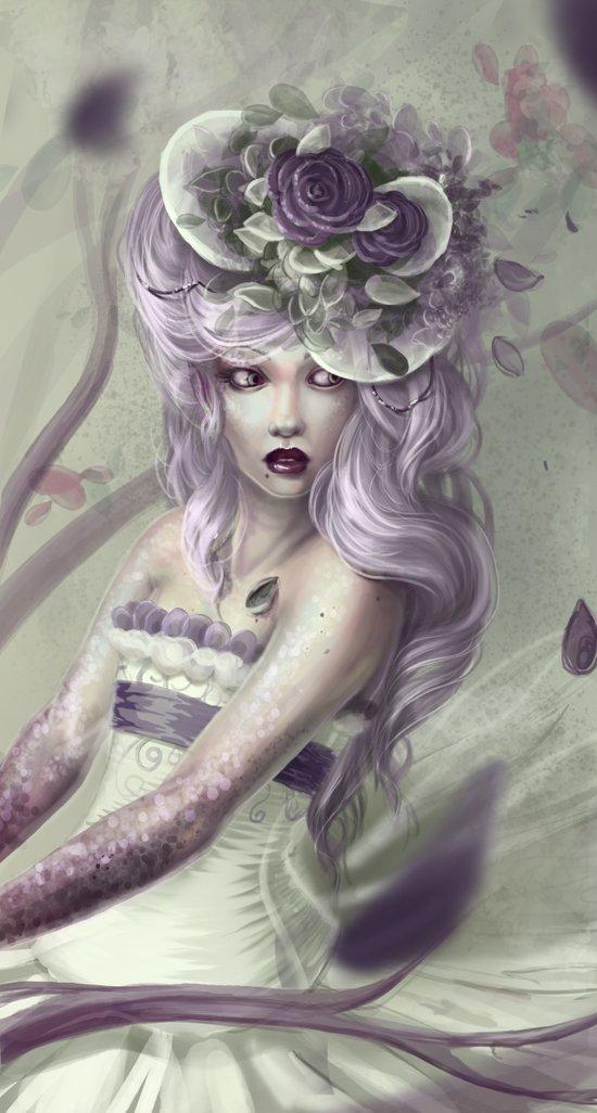 Poisoned Lullaby Art Print