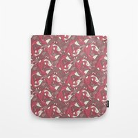 The quick brown fox jumps over… Tote Bag