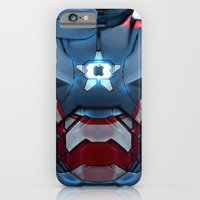 Iron/Patriot body armor. iPhone 6 Slim Case