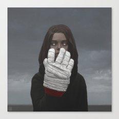 Glove Canvas Print