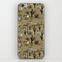 Snakebite Ranch iPhone & iPod Skin