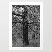 + Tree Art Print
