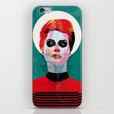 girl_131113 iPhone & iPod Skin