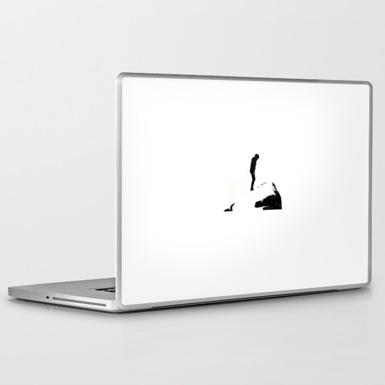 snowblind II. Laptop & iPad Skin