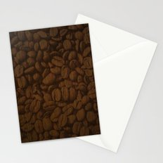 Coffee Bean Stationery Cards