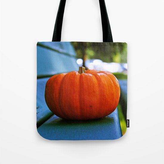Park pumpkin Tote Bag