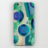 SEA-NCHRONICITY 2 iPhone & iPod Skin