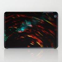 Abstract Goldfish iPad Case