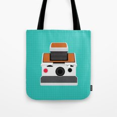 Polaroid SX-70 Land Camera Tote Bag