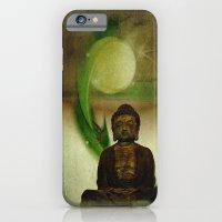 iPhone & iPod Case featuring Buddha 201 by Digital-Art