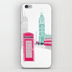 London  iPhone & iPod Skin