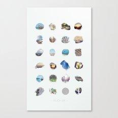 23 - Enjoy Life  Canvas Print