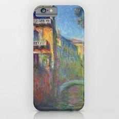 Rio della Salute by Claude Monet Slim Case iPhone 6s