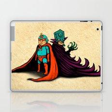 Good vs Evil Laptop & iPad Skin