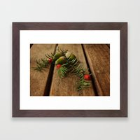 That's Autumn! Framed Art Print