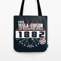 United for Science Tote Bag